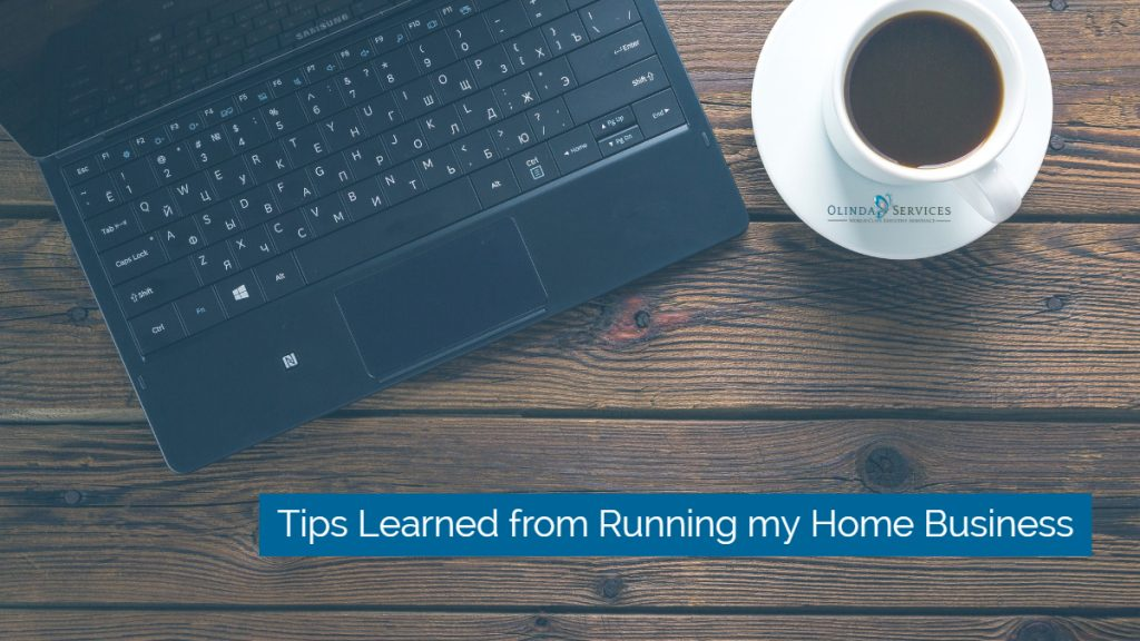 Tips of Running My Home Business