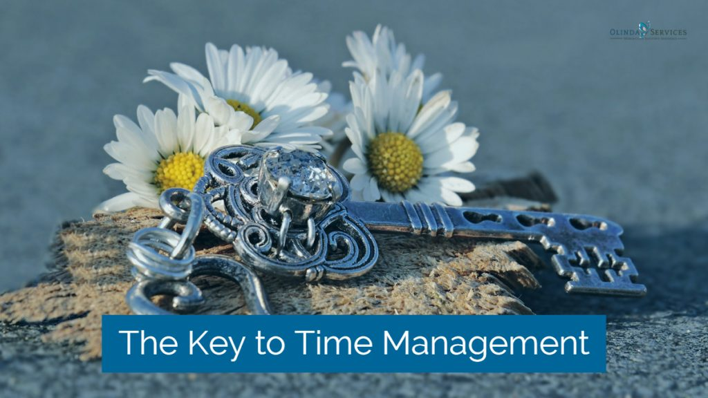The Key To Time Management