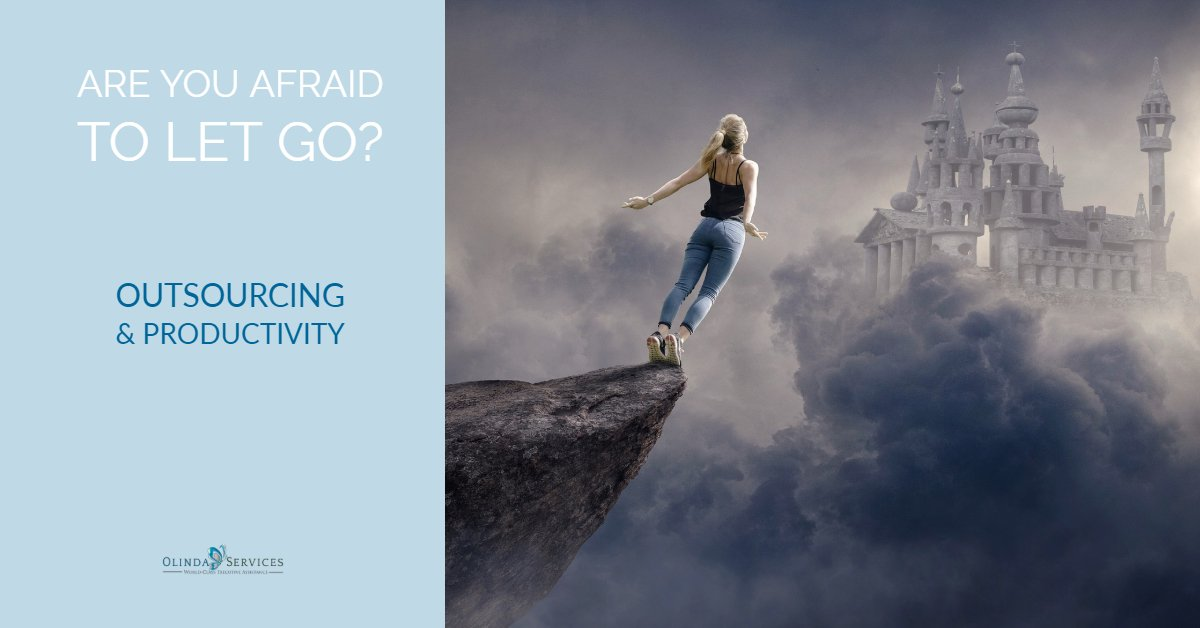 Are you afraid to let go?