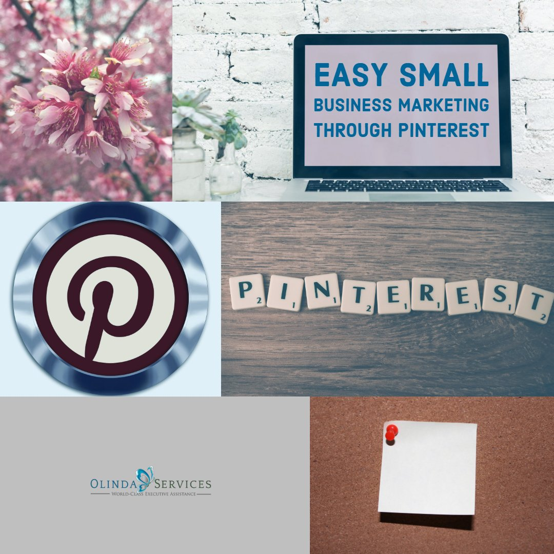 Small Business Marketing & Pinterest
