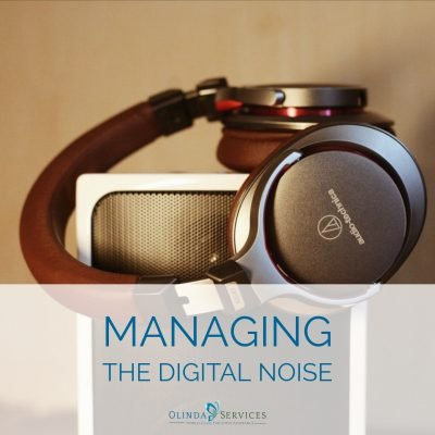 Managing the Digital Noise