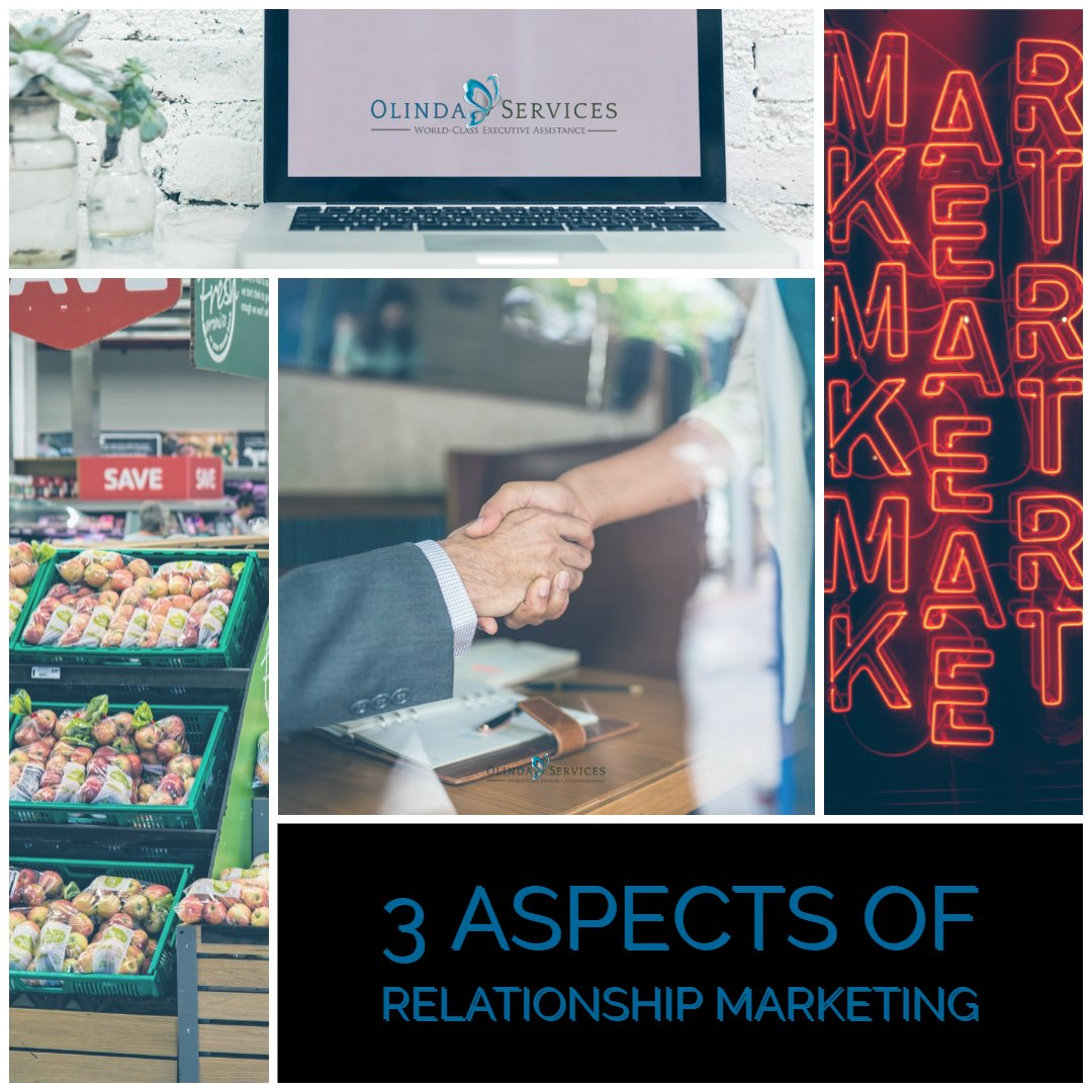 3 Aspects of Relationship Marketing