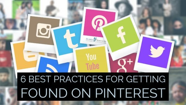 6 BEST Practices for getting found on Pinterest