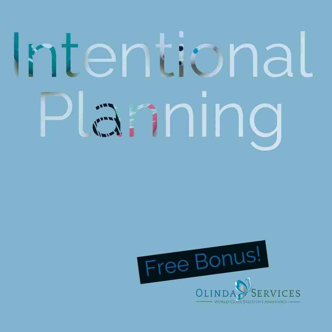 Intentional Planning Challenge