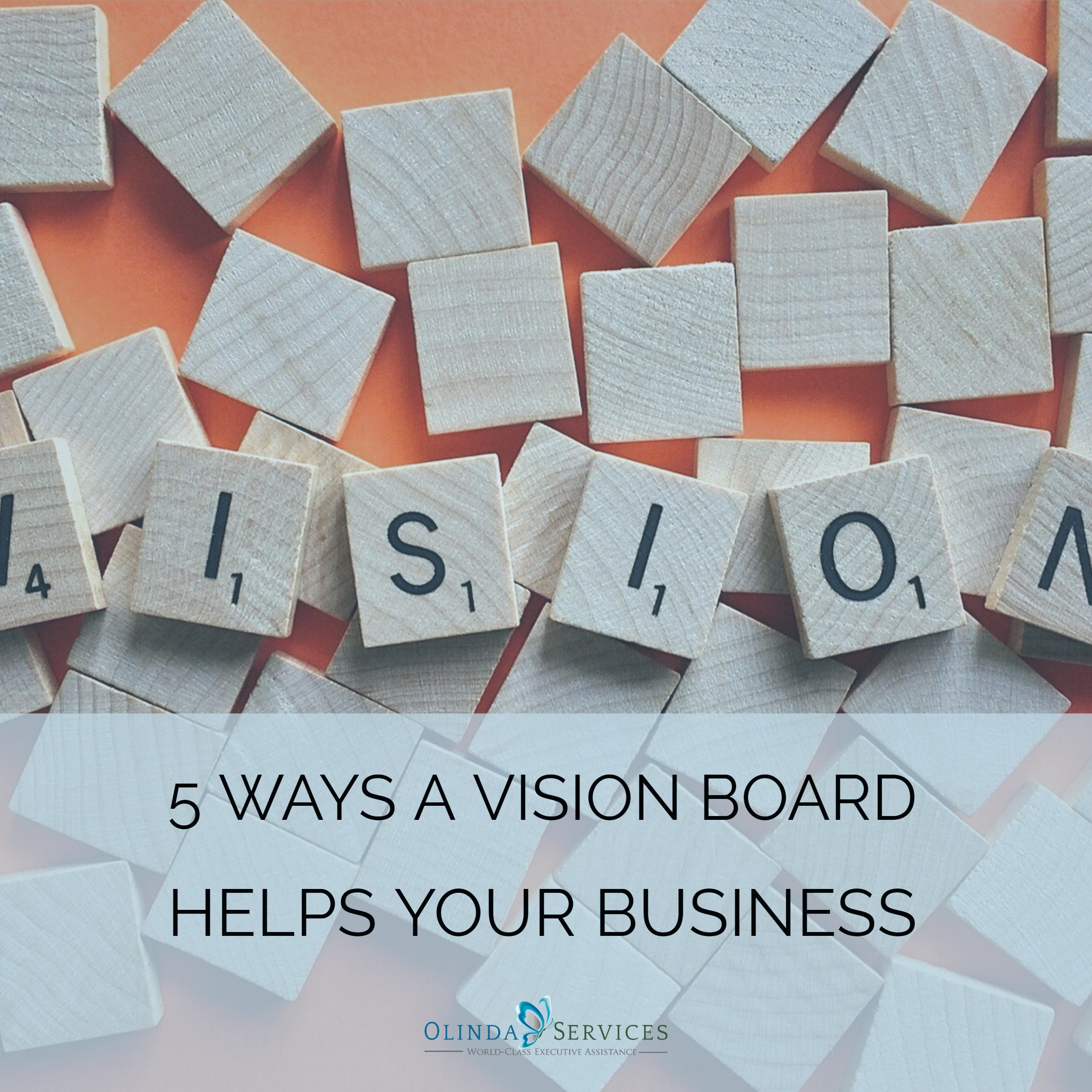 Vision Board for Business
