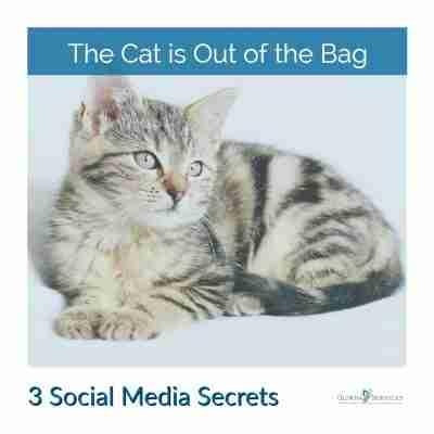 3 Social Media Secrets