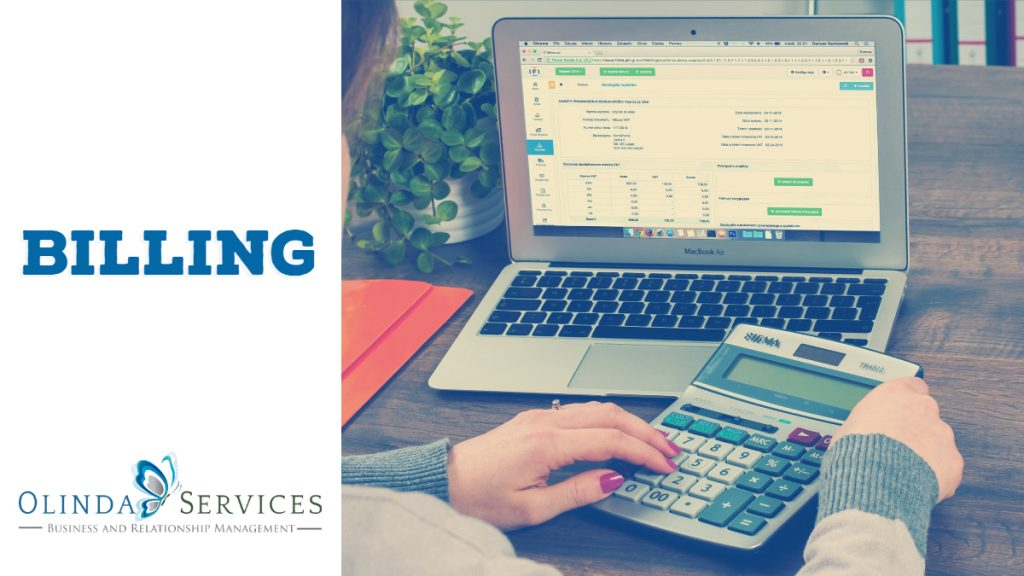 Billing Options for Olinda Services