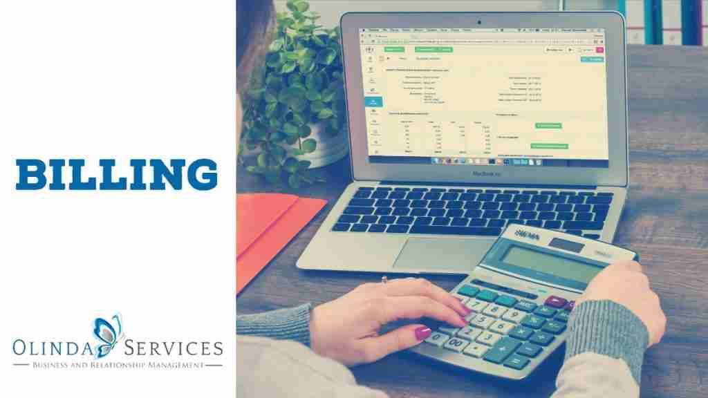 Billing Options for Olinda Services