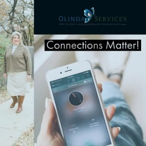 Connections Matter