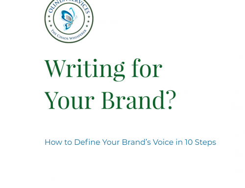 10 Steps to Define your Brand Voice