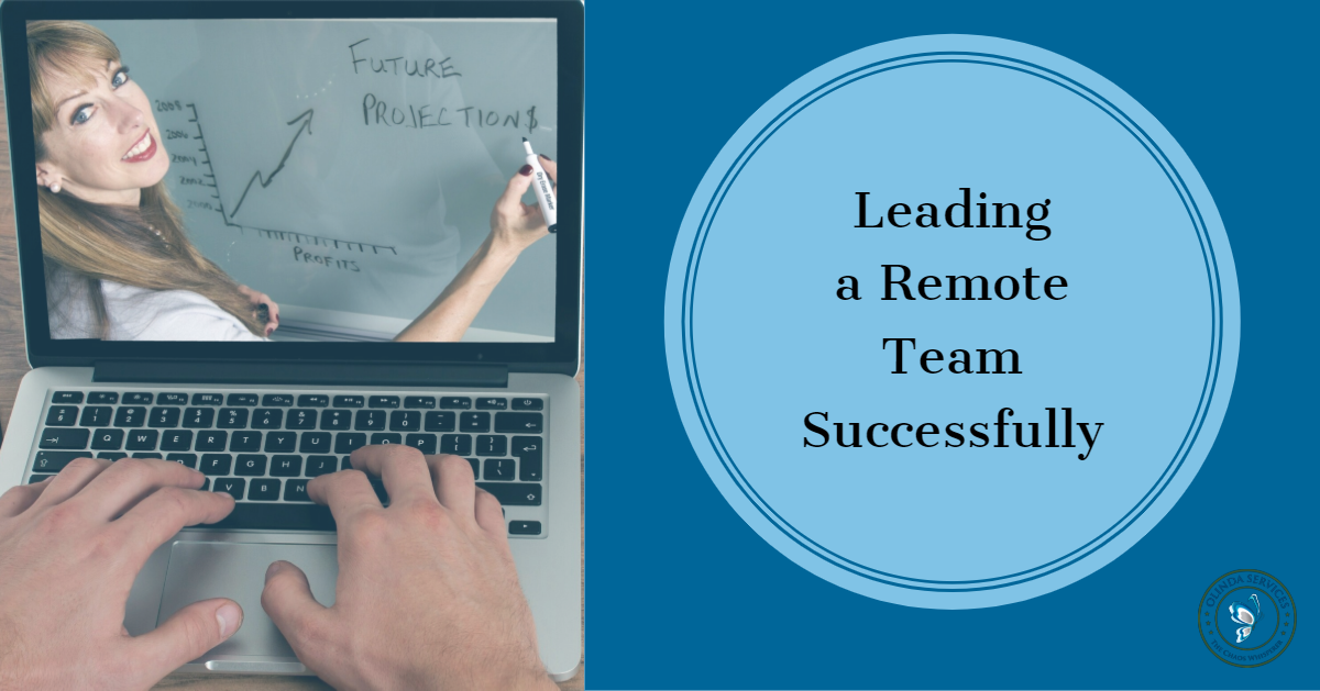 Leading a Remote Team Successfully