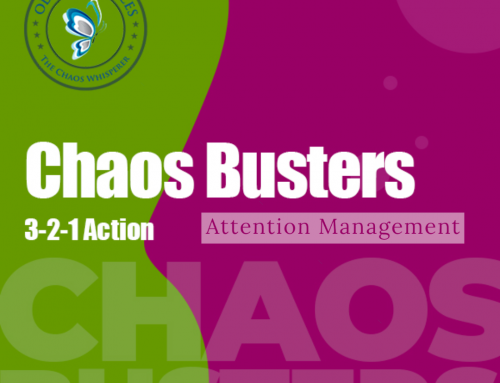 Strategies for Maximizing Attention Management in a Chaotic World