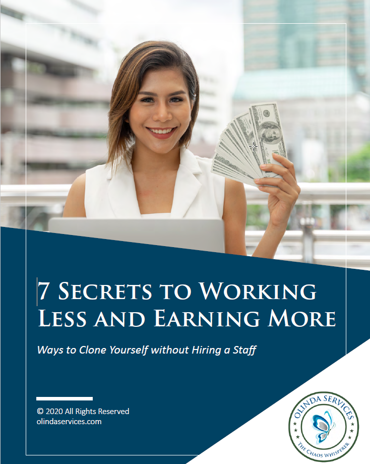 Seven Secrets to Working Less and Earning More