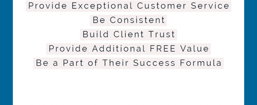 Client Retention in Crisis